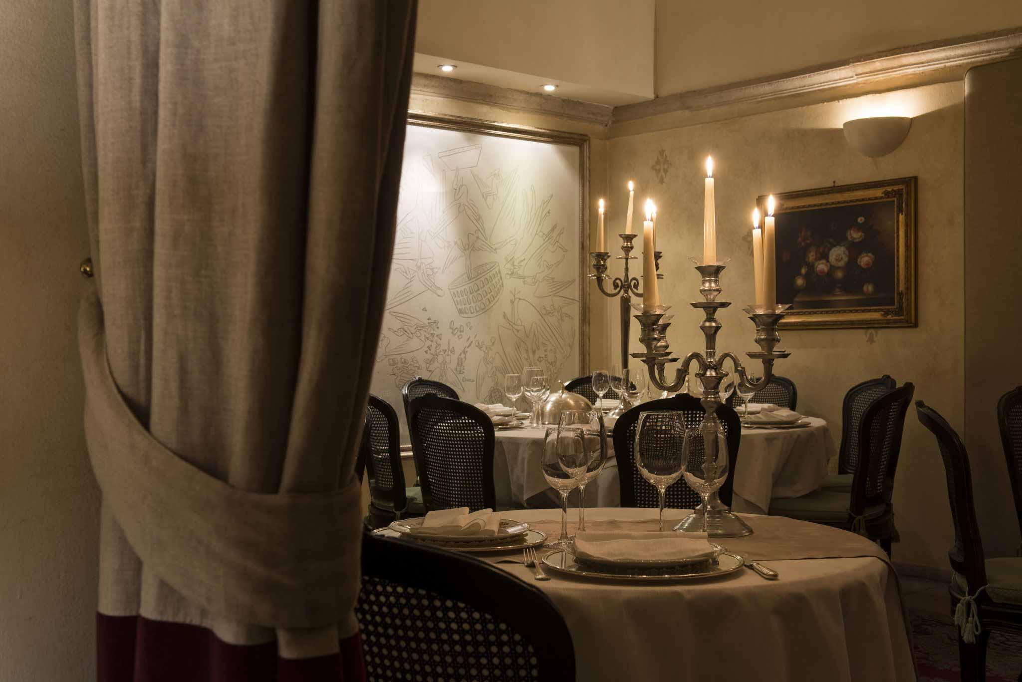 Fotografo per ristorante a Roma – Camponeschi #01