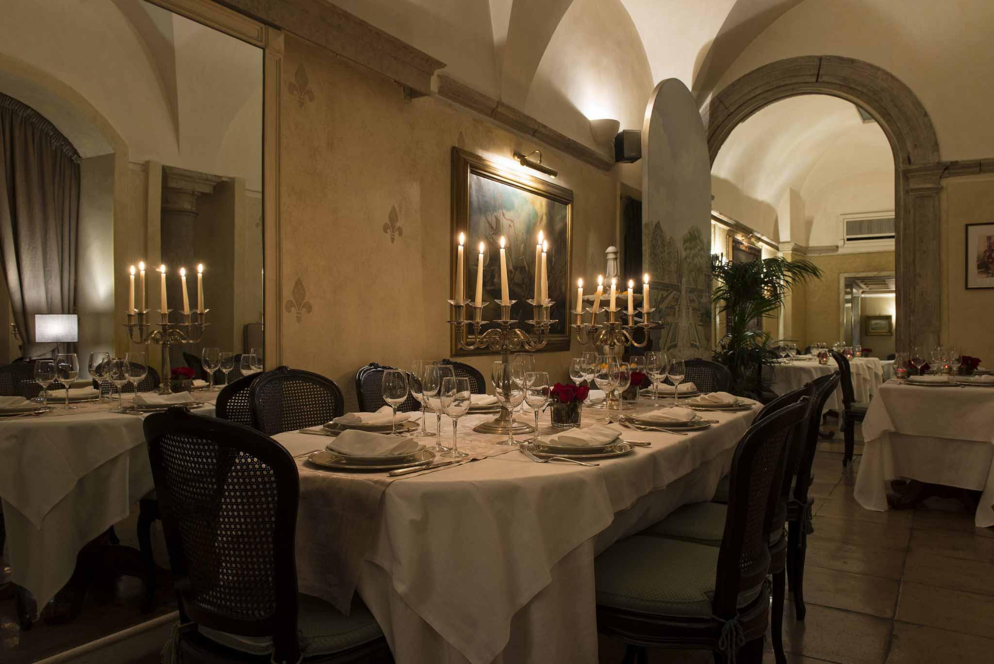 Fotografo per ristorante a Roma – Camponeschi #03