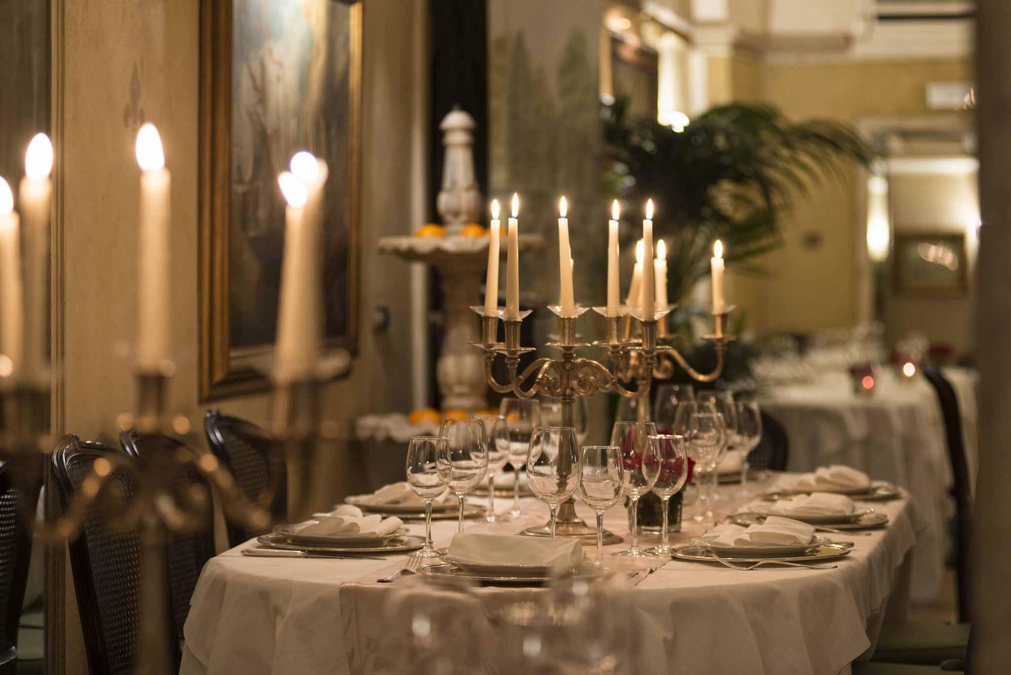 Fotografo per ristorante a Roma – Camponeschi #04