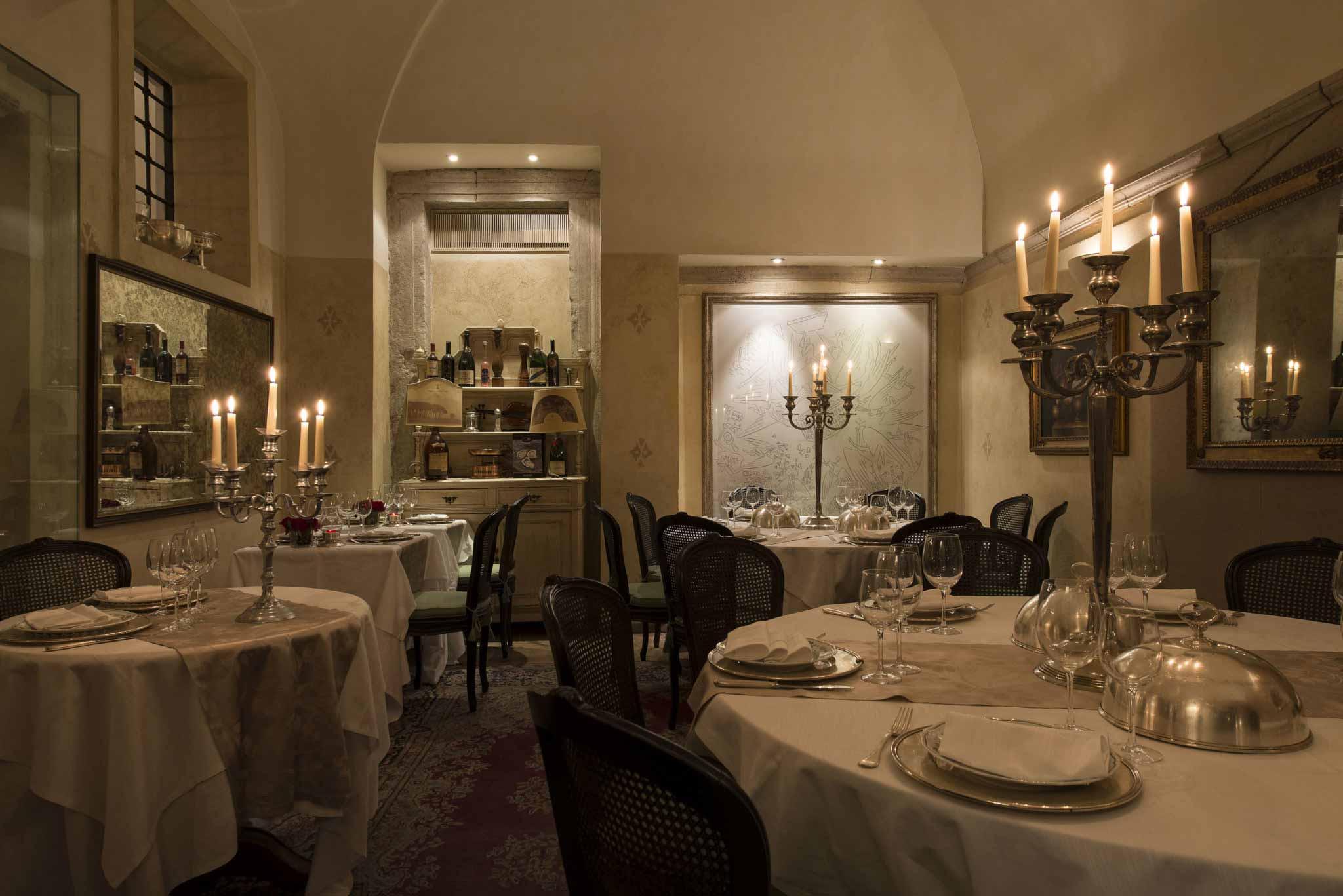Fotografo per ristorante a Roma – Camponeschi #05