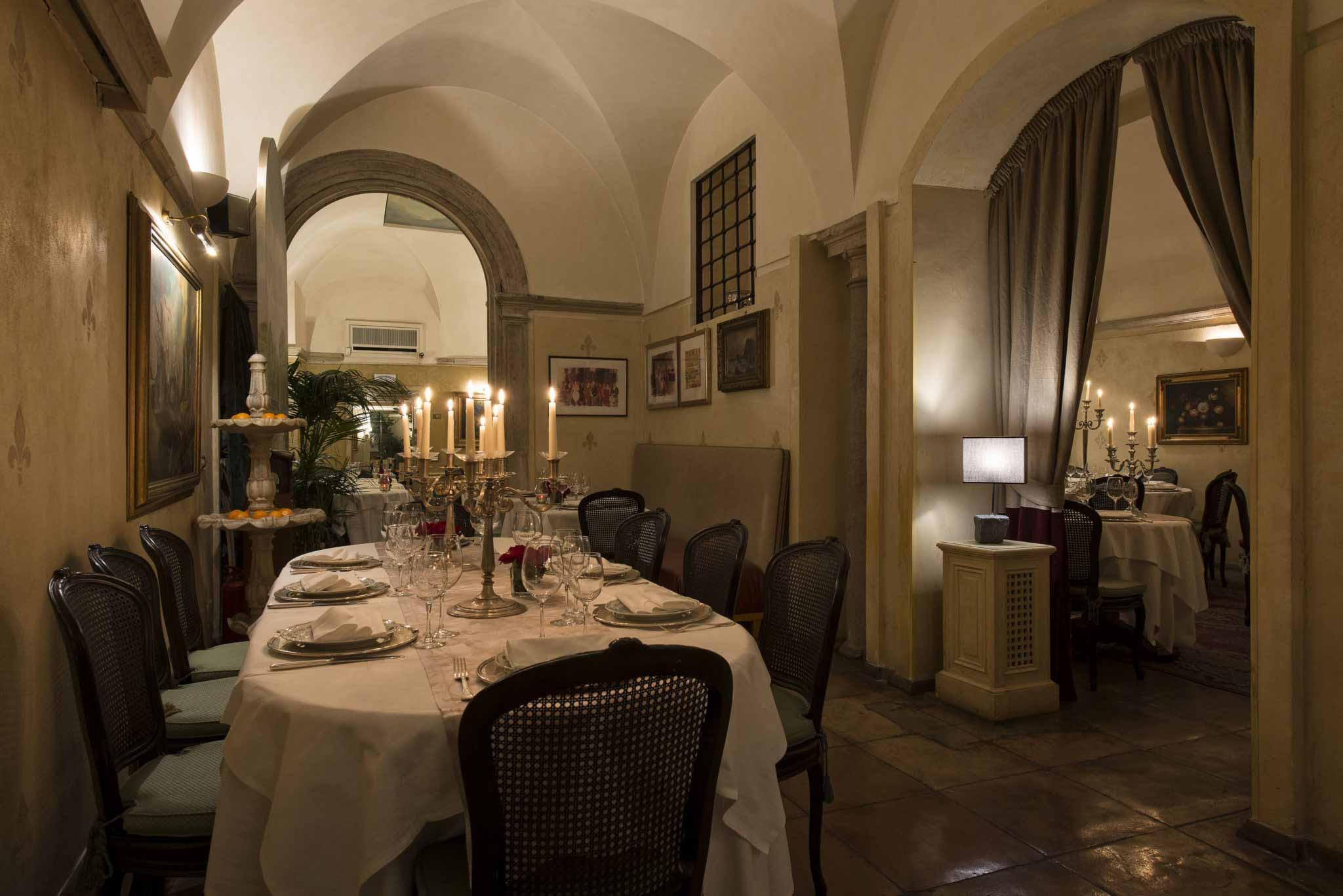 Fotografo per ristorante a Roma – Camponeschi #07