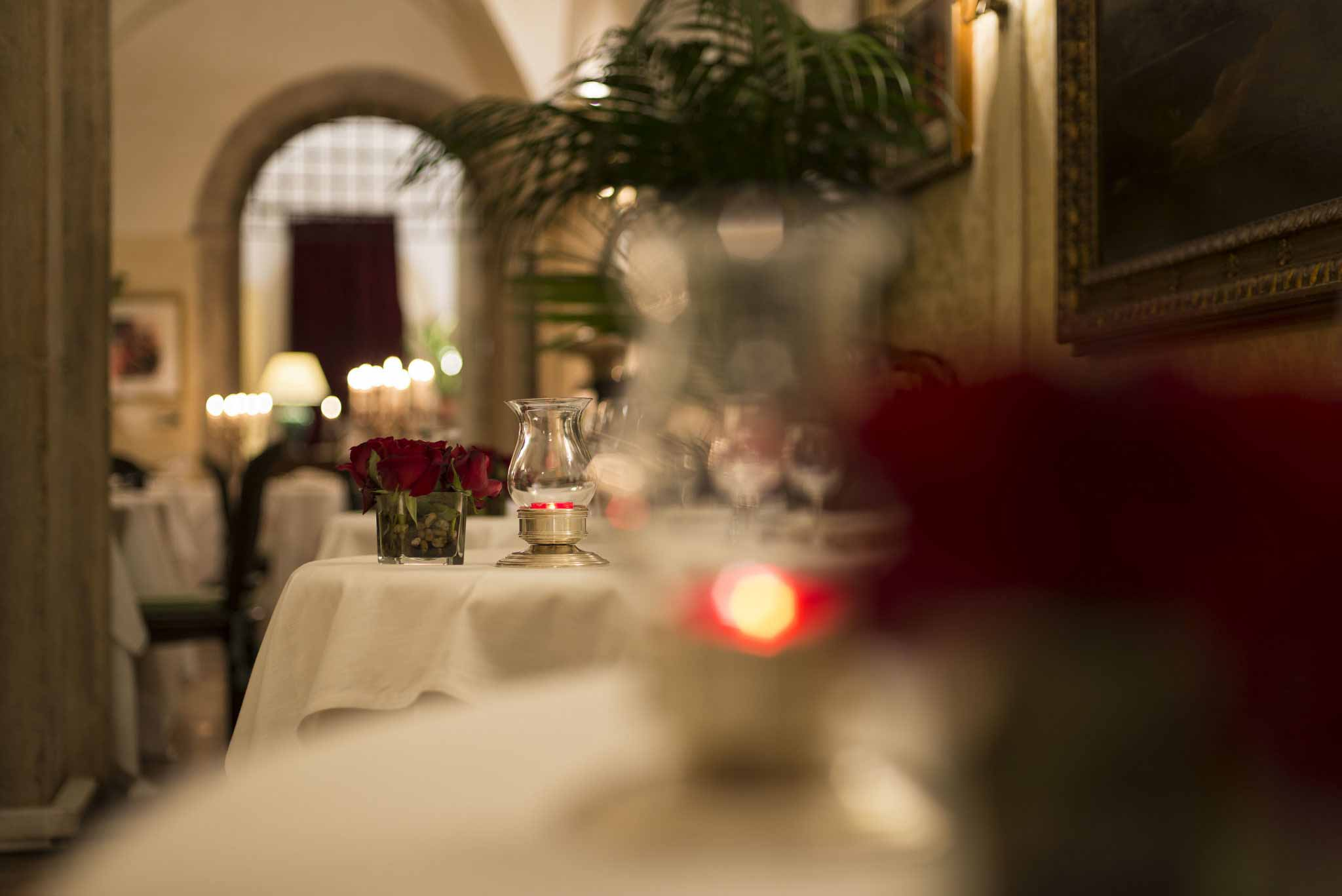Fotografo per ristorante a Roma – Camponeschi #08