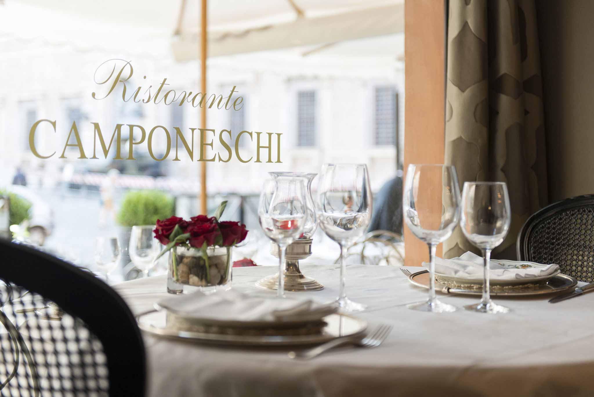 Fotografo per ristorante a Roma – Camponeschi #09