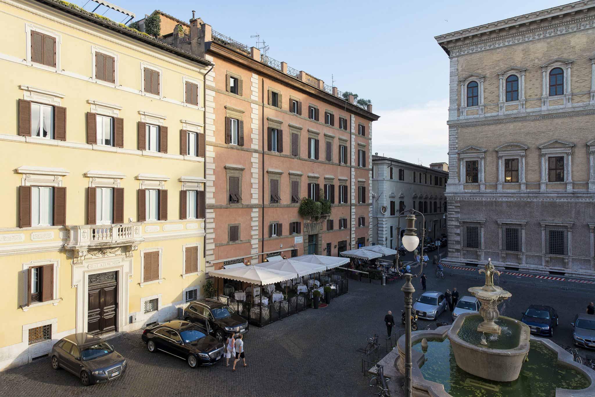 Fotografo per ristorante a Roma – Camponeschi #16