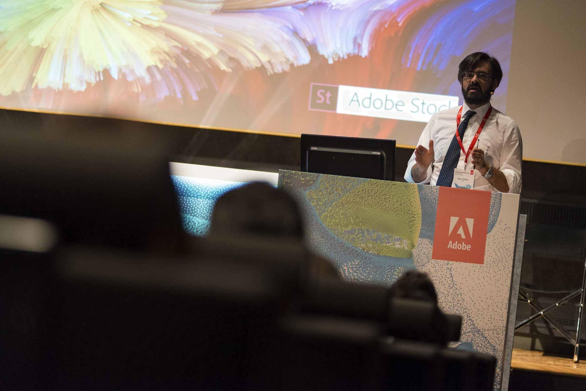 Fotografo per Conferenze a Roma – Adobe Customer Experience Forum #4