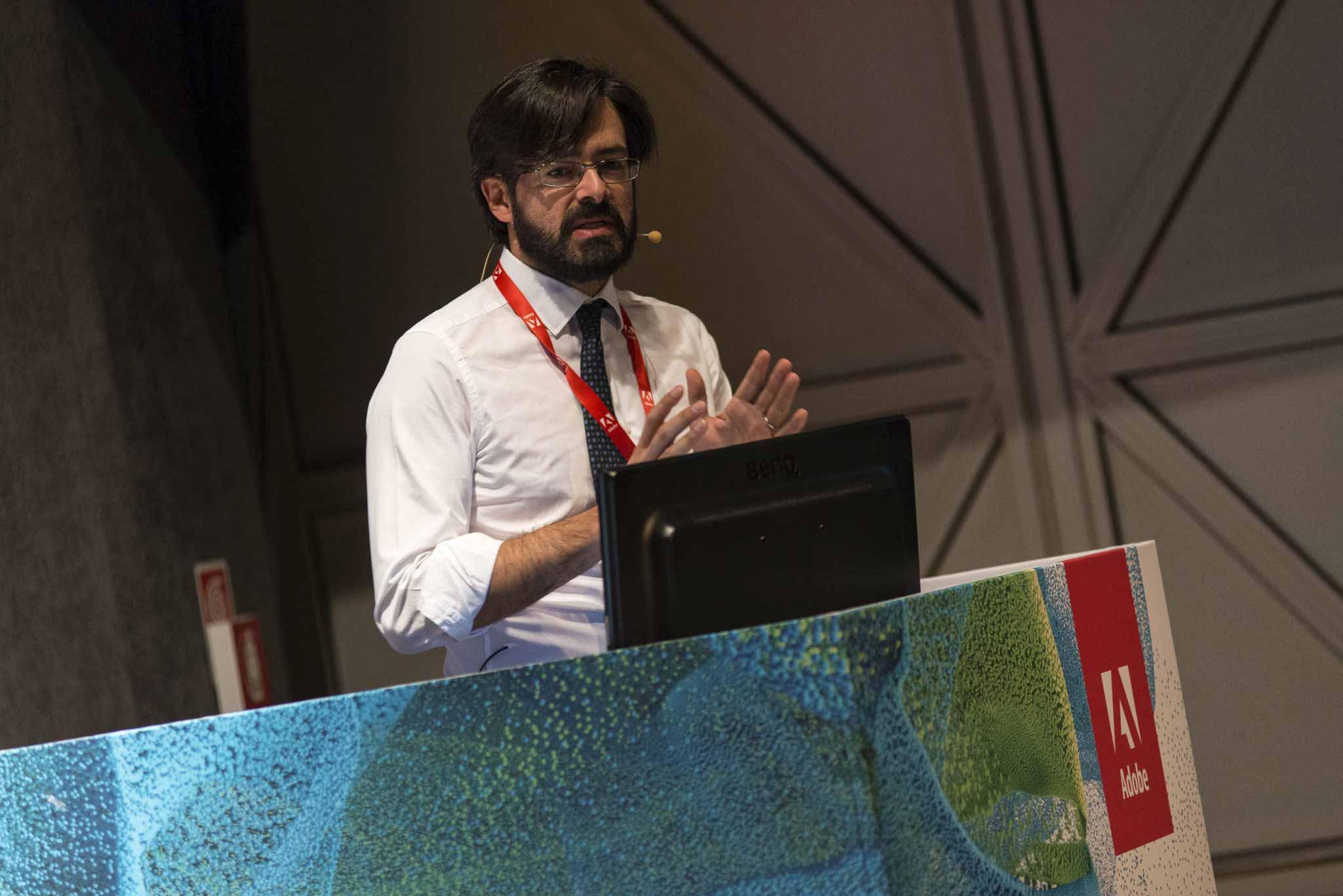 Fotografo per Conferenze a Roma – Adobe Customer Experience Forum #5