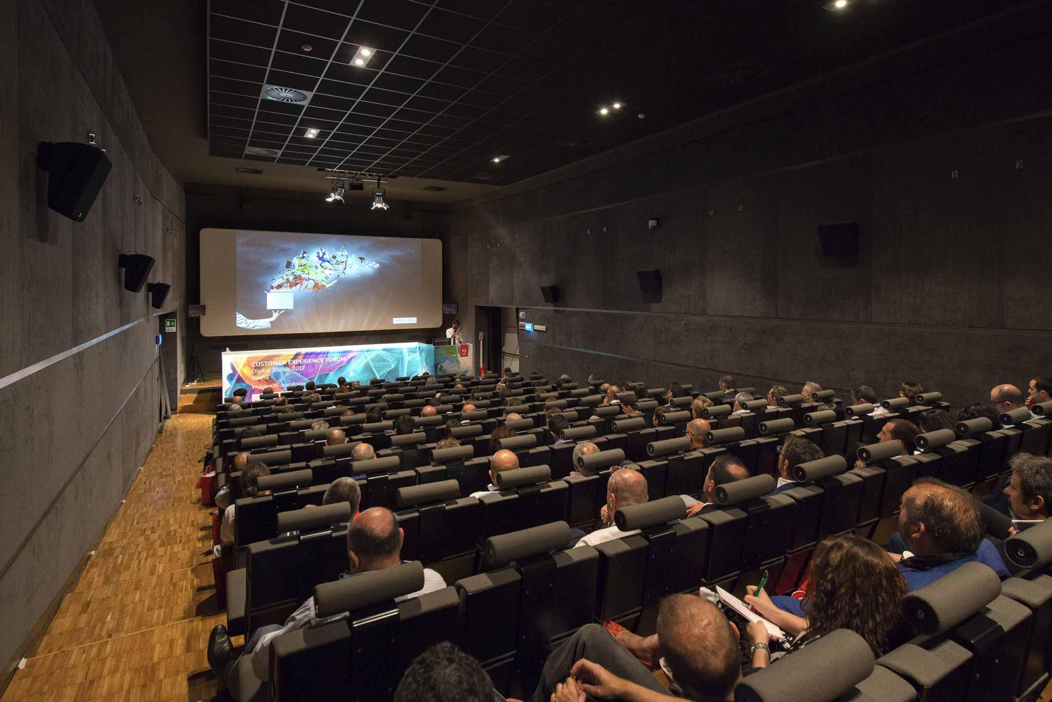 Fotografo per Conferenze a Roma – Adobe Customer Experience Forum #6