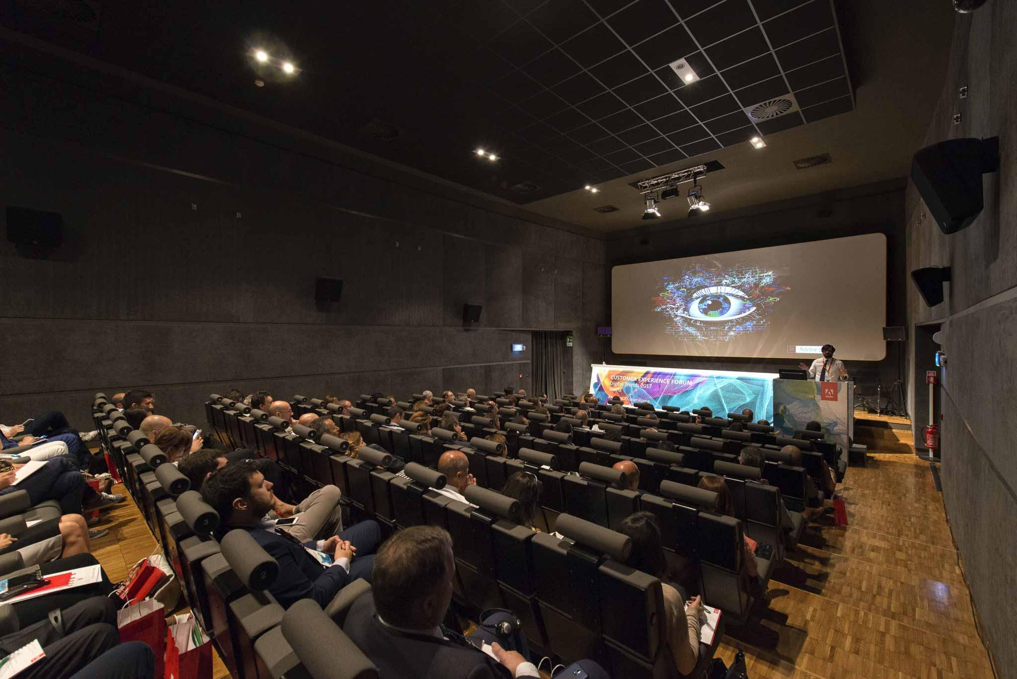 Fotografo per Conferenze a Roma – Adobe Customer Experience Forum #7