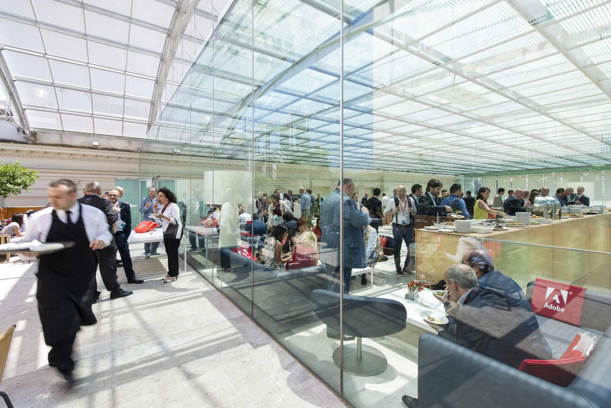 Fotografo per Conferenze a Roma – Adobe Customer Experience Forum #11