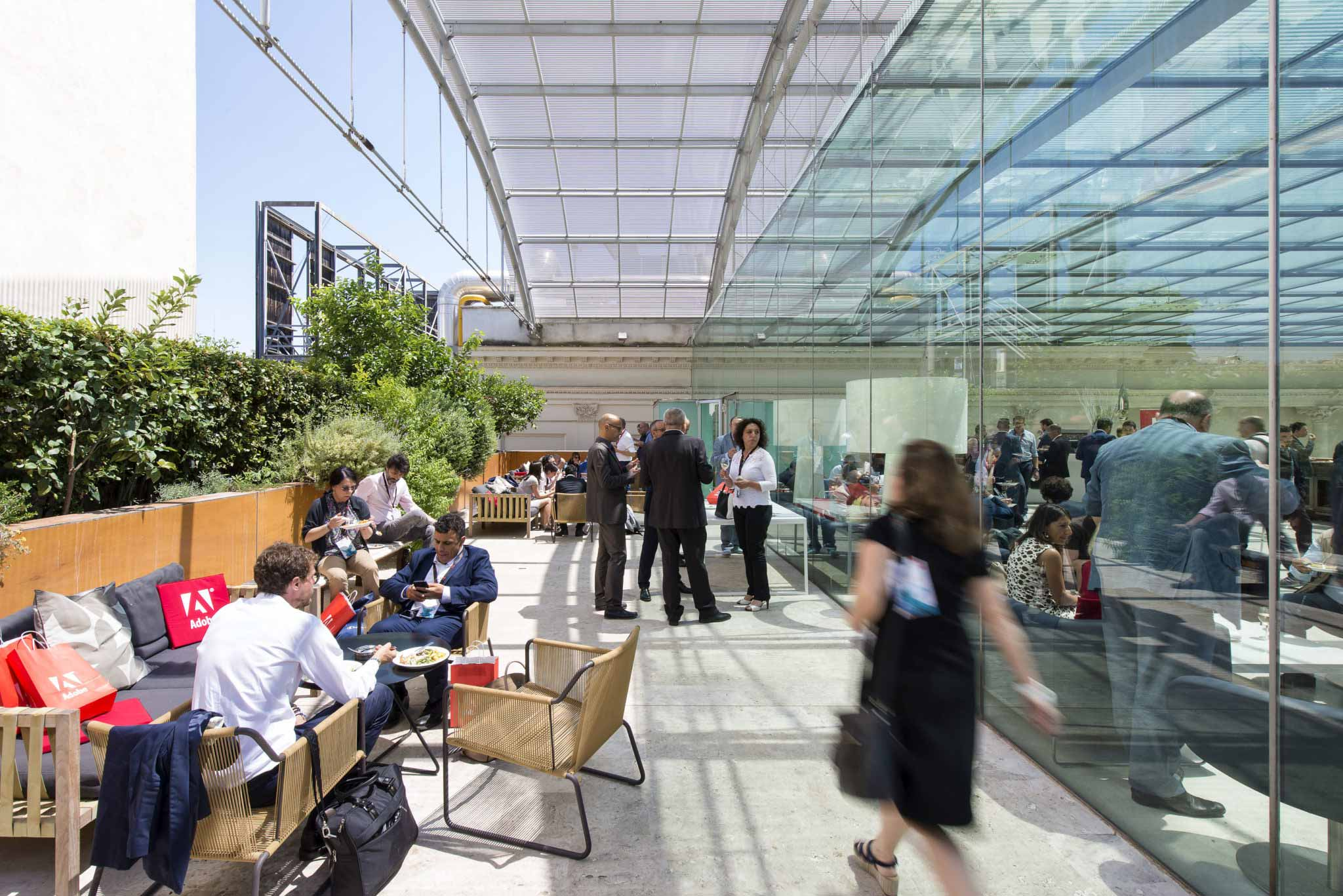 Fotografo per Conferenze a Roma – Adobe Customer Experience Forum #12