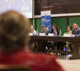 Erasmus contact seminar with Southern Mediterranean countries - Conference Rome #2