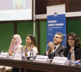 Erasmus contact seminar with Southern Mediterranean countries - Conference Rome #4