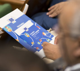 Erasmus contact seminar with Southern Mediterranean countries - Conference Rome #6