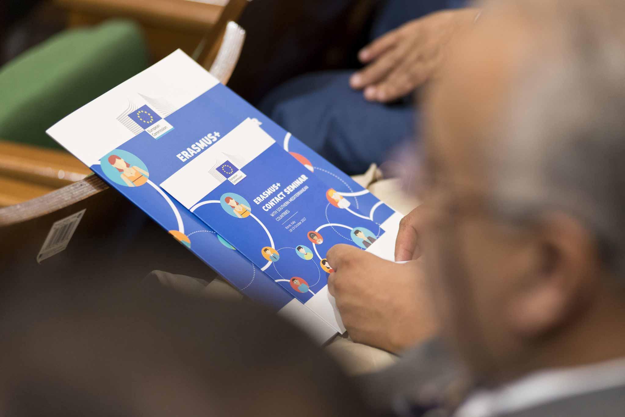 Erasmus contact seminar with Southern Mediterranean countries #6