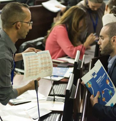 Erasmus contact seminar with Southern Mediterranean countries - Conference Rome #9