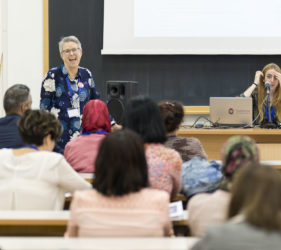 Erasmus contact seminar with Southern Mediterranean countries - Conference Rome #12
