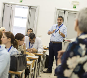 Erasmus contact seminar with Southern Mediterranean countries - Conference Rome #16