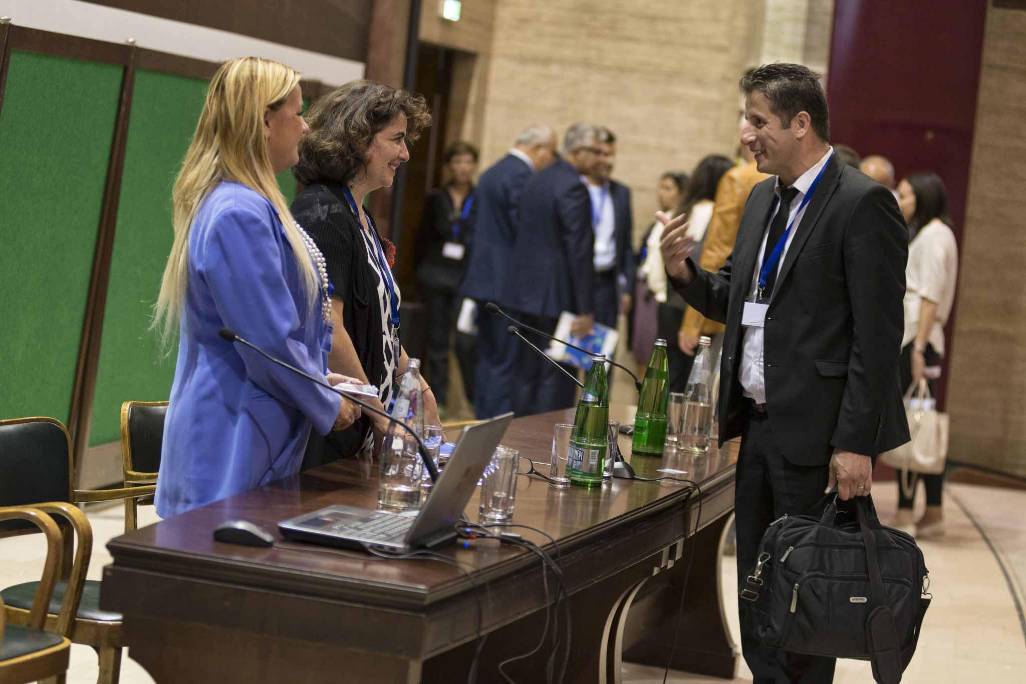 Erasmus contact seminar with Southern Mediterranean countries #10