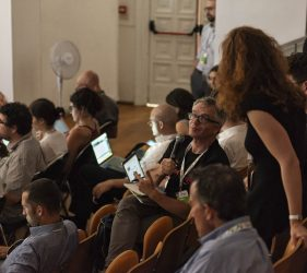 Conferenza Global Fact Roma Fotografo 26