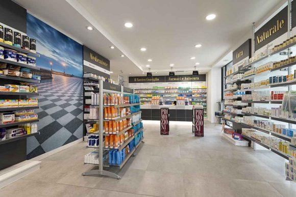 Farmacia Comunale di Livorno su progetto Zanchettin #4