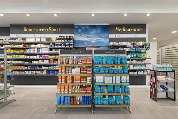Farmacia Comunale di Livorno su progetto Zanchettin #5