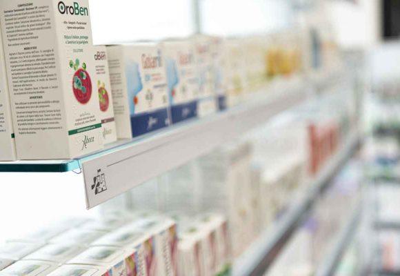 Farmacia Comunale di Livorno su progetto Zanchettin #8