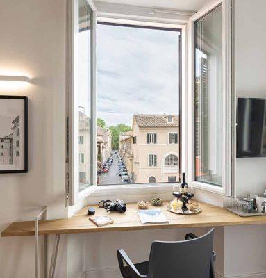Fotografo per bed and breakfast a Roma - Giuditta in Trastevere #5